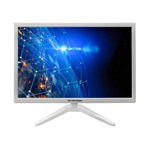 MONITOR 19 BRANCO LED BM19X4HVW BLUECASE - HDMI / VGA