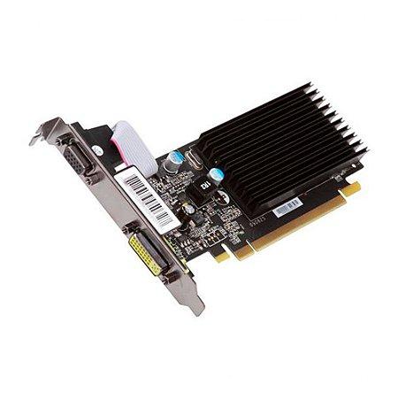 PLACA DE VIDEO 8400 GS 512MB DDR2 64 BITS COM KIT LOW PROFILE INCLUSO - LPV8464512D2LP - PCYES