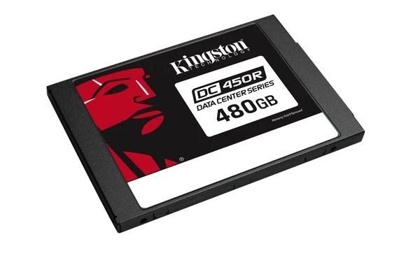 SSD KINGSTON 480GB DATA CENTER DC450R SATA3 2,5 - SEDC450R/480G