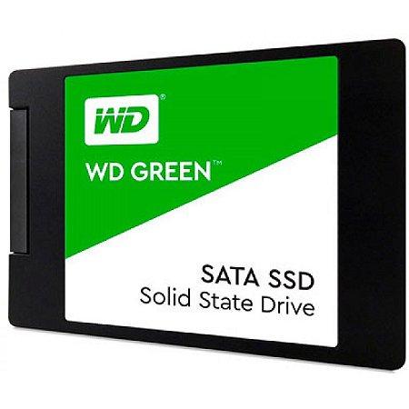 SSD WD GREEN 120GB 2,5 7MM SATA 3 WDS120G2G0A