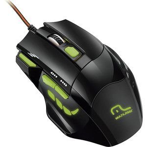 MOUSE OPTICO XGAMER FIRE BUTTON USB 2400DPI