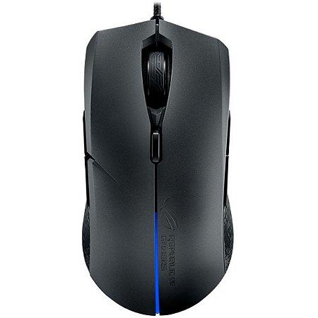 Mouse Asus Gaming Aura USB RGB Wired Optical (ROG Strix Evolve-90MP00J0-B0UA00)