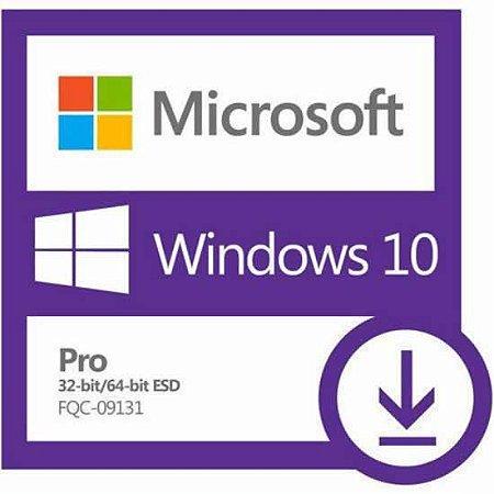 WINDOWS 10 PROFESSIONAL 32/64 ESD