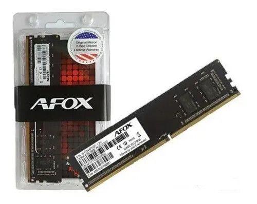 Memória Ram Afox 16gb Dddr4 2666Mmz Cl19 - AFLD416FS1P