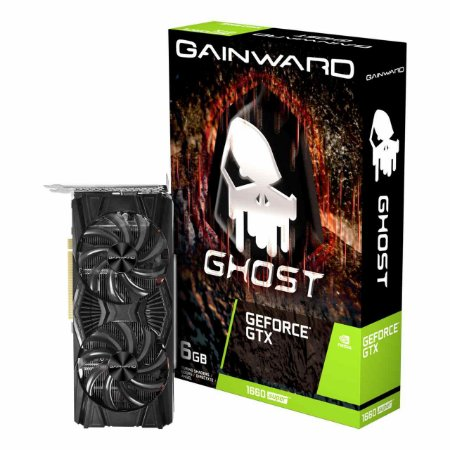 GPU NV GTX1660 6GB SUPER GHOST G6 192BITS GAINWARD NE6166S018J9-1160X