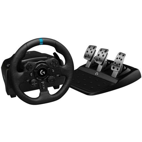 VOLANTE LOGITECH G923 RACING WHEEL P/ PS5, PS4,PC