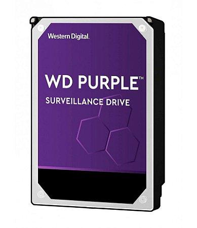 HDD Desktop Western Digital Purple Surveillance 4TB SATA3 5400RPM 64MB (UPC-718037856773)