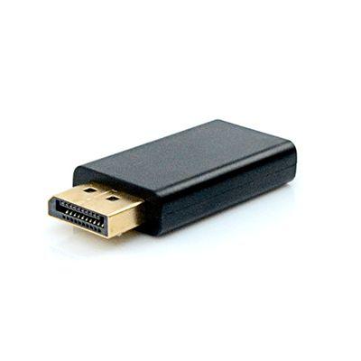 ADAPTADOR HDMI F X DISPLAYPORT M ADP-103BK PLUS CABLE