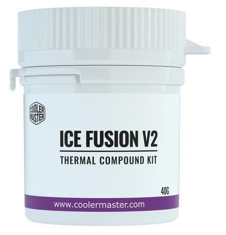 PASTA TERMICA ICE FUSION V2 - 40 GRAMAS - RG-ICF-CWR3-GP