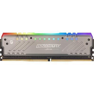 MEMORIA CRUCIAL BALLISTIX, RGB, 8GB, 3000MHZ, DDR4, CL15 - BLT8G4D30AET4K