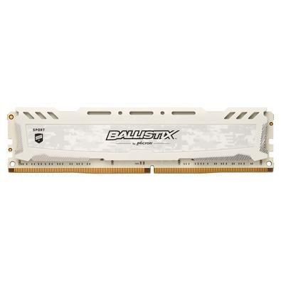 MEMORIA CRUCIAL BALLISTIX SPORT, 16GB, 3200MHZ, DDR4, CL16 - BLS16G4D32AESC
