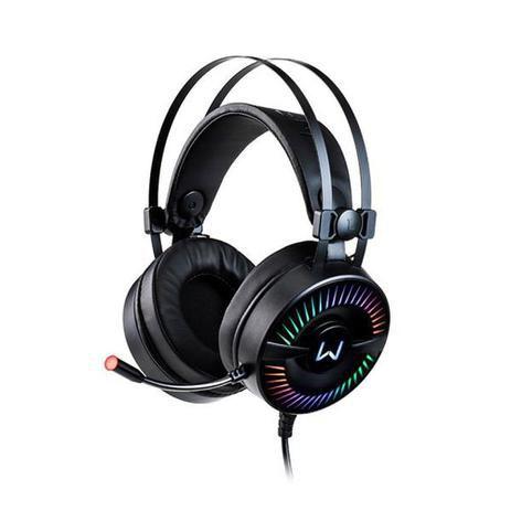 WARRIOR FLAMMA HEADSET GAMER RGB USB 2.0