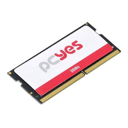 Memória Ram Notebook PCyes 16gb Ddr4 2666Mhz Cl19 - PM162666D4SO