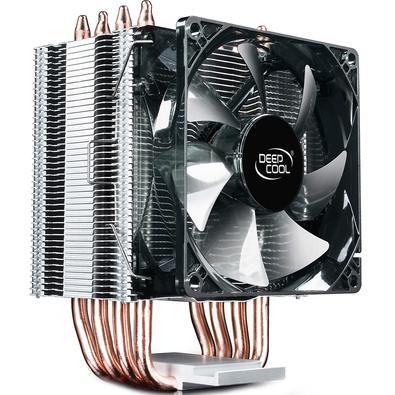 COOLER PARA PROCESSADOR DEEPCOOL GAMMAXX C40, 92MM, INTEL-AMD, DP-MCH4-GMX-C40P