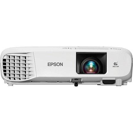 PROJETOR EPSON POWERLIVE SVGA 800X600 3300 LUMENS (S39-V11H854024)