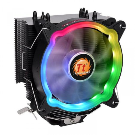 COOLER PROCESSADOR UX200 ARGB THERMALTAKE 120MM INTEL AMD