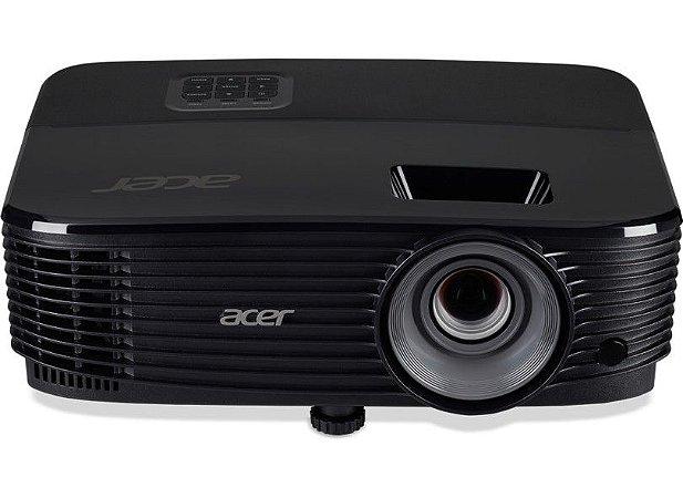 PROJETOR X1123H ACER 3600 LUMENS SVGA  HDMI/RGB - PRETO