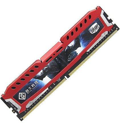 MEMORIA 4GB DDR4 2666MHZ GEIL EVO POTENZA  PN GPR44GB2666C19SC