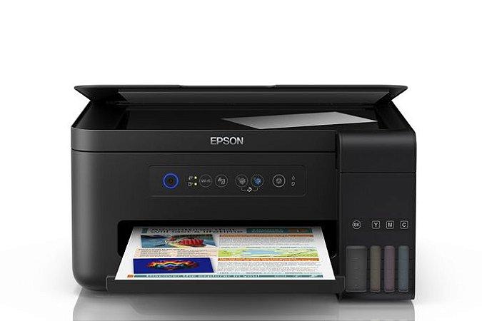 Impressora Multifuncional Epson L4150 Ecotank Wifi Direct Bivolt