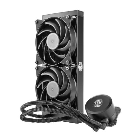 WATER COOLER MASTERLIQUID LITE 240MM - MLW-D24M-A20PW-R1 - COOLER MASTER