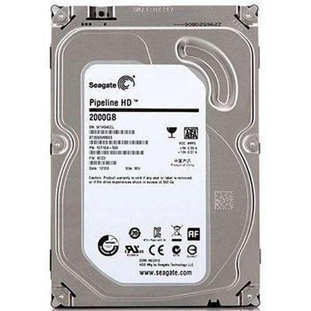 """HDD Desktop Seagate 2TB SATA3 7200RPM 64MB 3,5"""""""