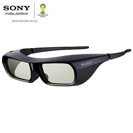 OCULOS SONY P/TV 3D RECAREGAVEL TDG-BR250/B