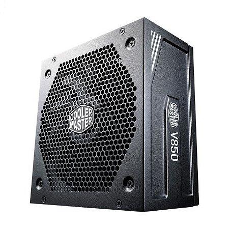 FONTE ATX V850 V2 - 80 PLUS GOLD - FULL MODULAR - MPY-850V-AFBAG-WO