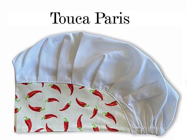 Touca Paris - Aba Pimentas - Uniblu