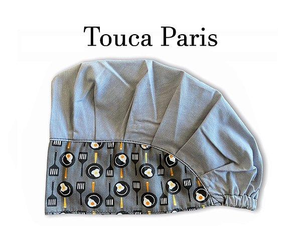 Touca Paris - Frigideiras - Ultimas peças - Troca de Coleção - Uniblu