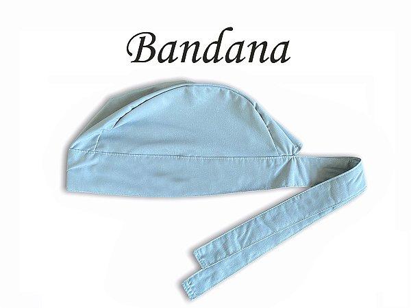 Bandana - Touca Cinza Gelo - ( unisex ) -  Uniblu