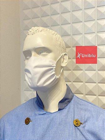 Máscara Tecido Duplo Algodão - Uniblu