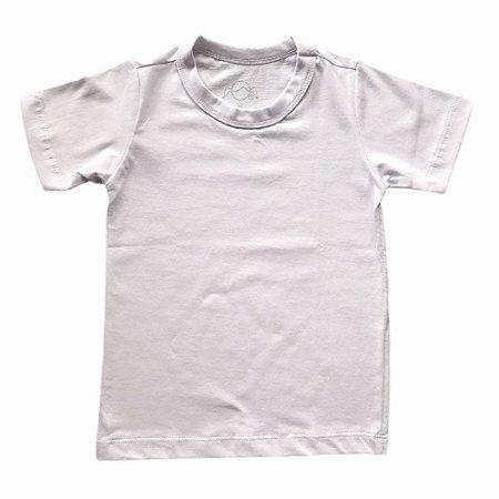 Camiseta Infantil Unissex | Branca