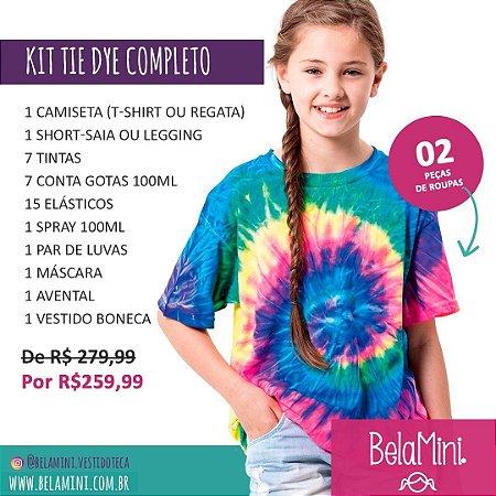 Kit Tie Dye | Completo