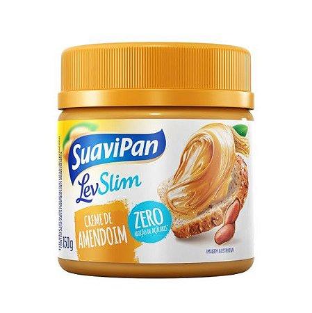 Creme SuaviPan LevSlim de Amendoim 150g