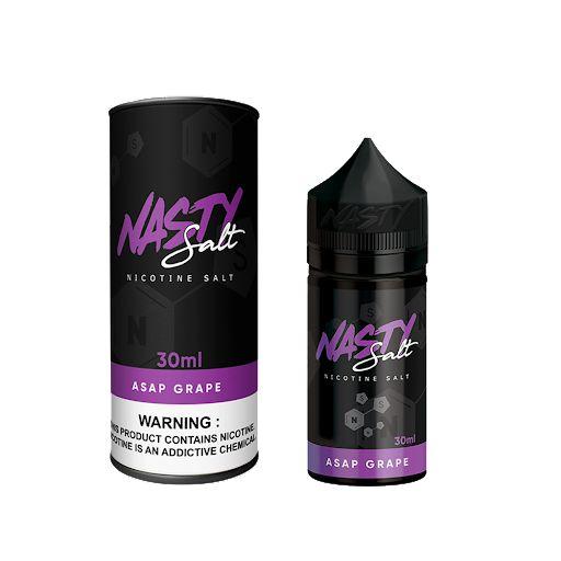 NASTY SALT ASAP GRAPE 30ML