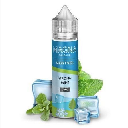 MAGNA SALT - STRONG MINT - 15ML