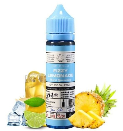 Glas - Essência Fizzy Lemonade 60ML 0 MG/ML