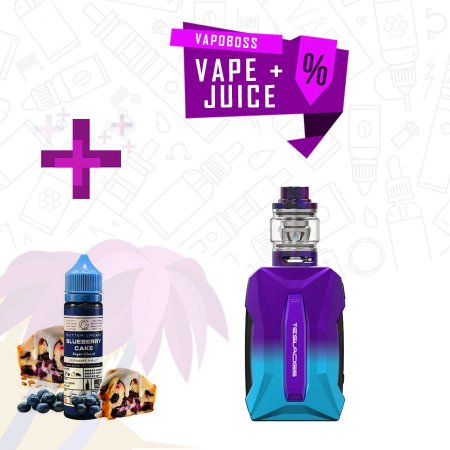 Combo - WYE II 215W Kit + Juice Glas - Basix