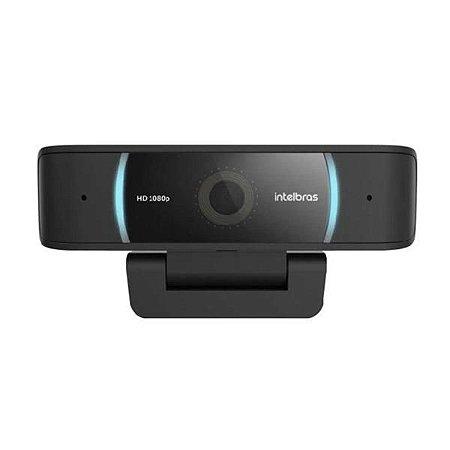 WEBCAM USB INTELBRAS CAM-1080P - 0081709-01