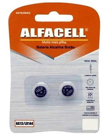 BATERIA ALCALINA AG13 LR44 C2 - ALFACELL