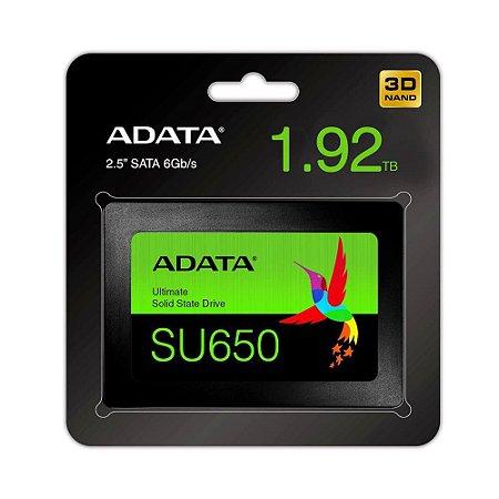 DISCO SOLIDO ADATA  120Gb SSD SU650