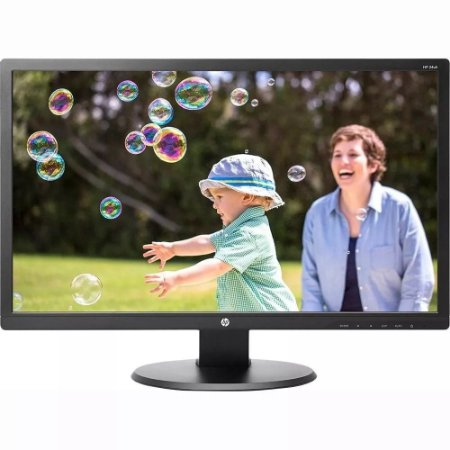 Monitor LED 18,5 HD Widescreen VGA HP V19B 1368X768 VGA - 2XM32AA#AC4
