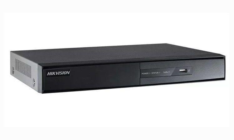 DVR HIKVISION 8 CANAIS 1080N DS-7208HQHI-F1/N HD-TVI - SEM HD
