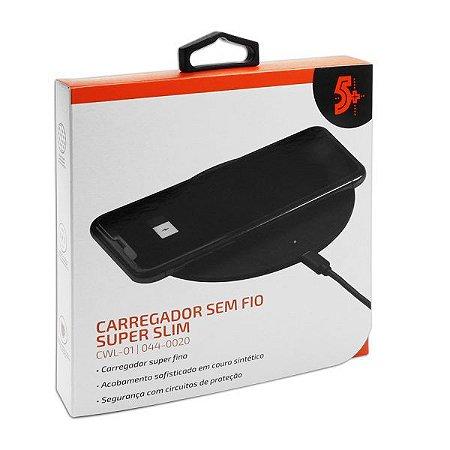 CARREGADOR SEM FIO CHIP SCE SUPER SLIM 0440020