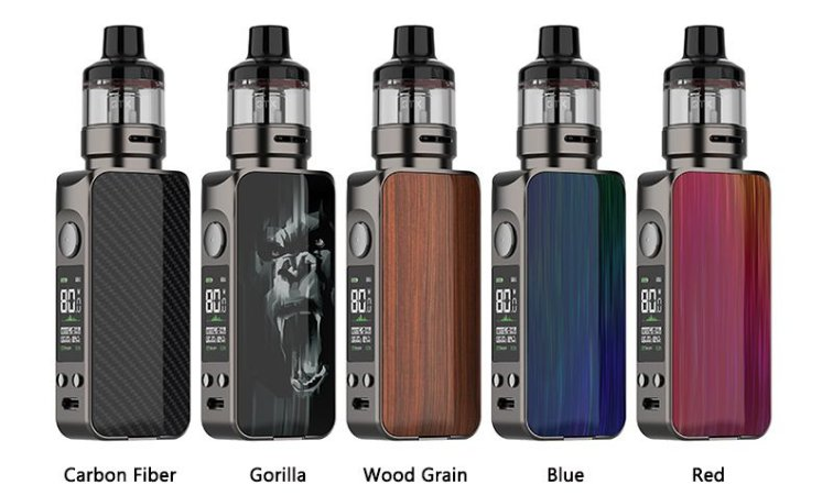 KIT LUXE 80 S - VAPORESSO