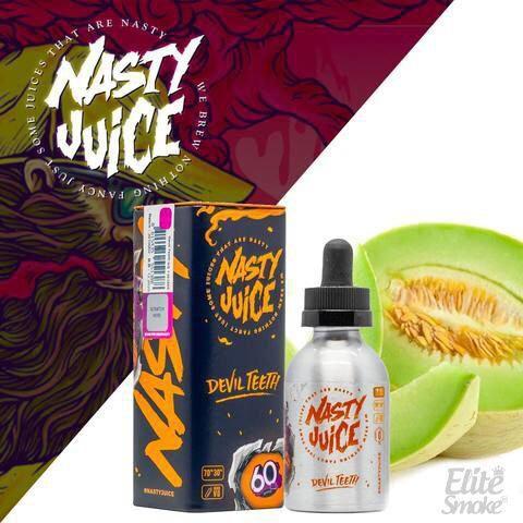 Líquido Devil Teeth - Nasty Juice