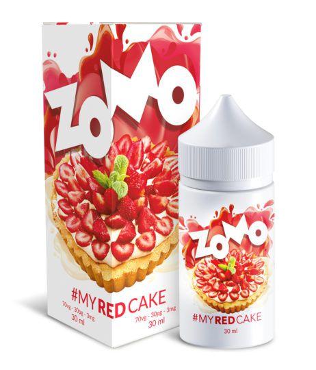 LÍQUIDO ZOMO - MY RED CAKE