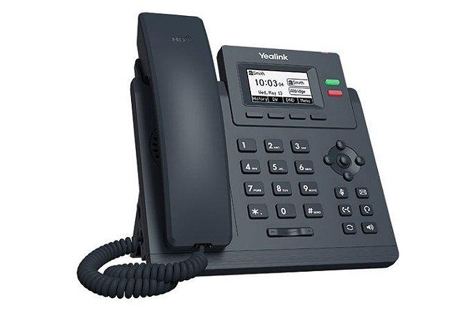 YEALINK - TELEFONE IP SIP T31G - COM FONTE