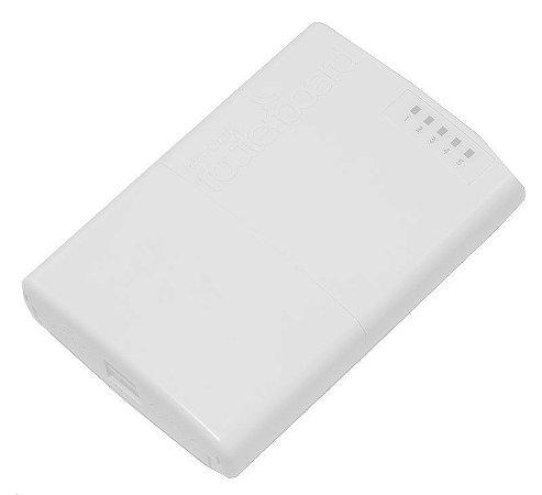 MIKROTIK - ROUTERBOARD RB750P-PBr2 (POWERBOX) 650Mhz 64MB 16Mb