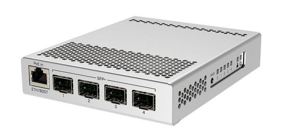 MIKROTIK - SWITCH CRS305-1G-4S+IN 800Mhz 512Mb L5